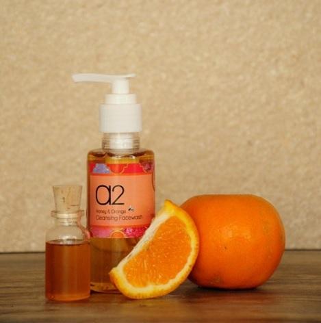 Honey & Orange Facewash
